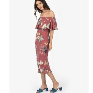 NWT Cleobella Asturias Midi Dress